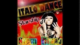 Nicki Minaj - Starship (G'nS Rmx) Eder ItaloDance
