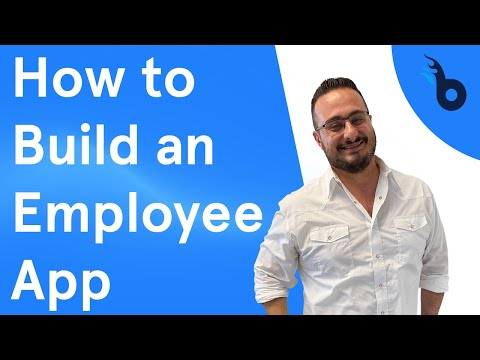 How to Build an Employee App - BuildFire