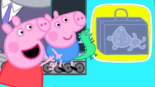 Peppa Pig Official Channel | Flying on Holiday