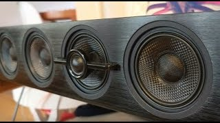 sony HT-ST5000 sound bar and subwoofer blogger review