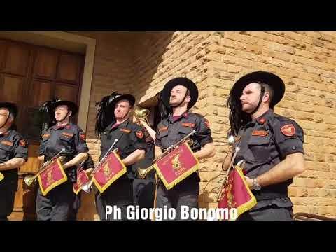 Fanfara Bersaglieri di Roma Capitale a Pomezia