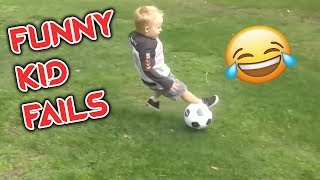 Funny Kids Fails Compilation *try not to laugh * #3