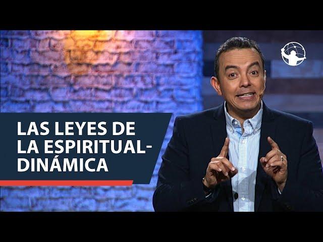 Las leyes de la Espiritual-Dinámica. | Atrévete | Pastor Rony Madrid