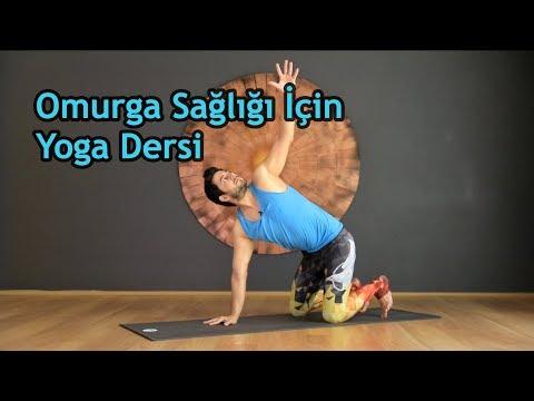 Omurga Sağlığı Için Yoga Dersi (Her Seviye İçin) | Çetin Çetintaş