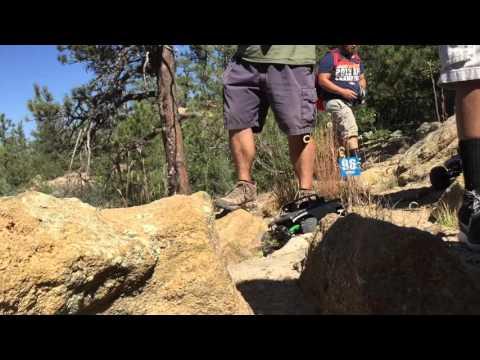 Crawl Space Scale Adventure. Colorado Springs 2015