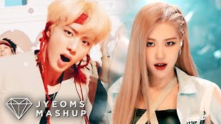 Blackpink Bts KILL THIS LOVE IDOL DDU-DU DDU-DU DNA MASHUP.mp3