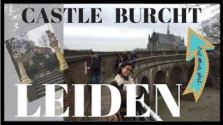 📍 First Time in LEIDEN | LUMC | Leiden University | Burcht van Leiden | Jeroen & Kyn 🗺