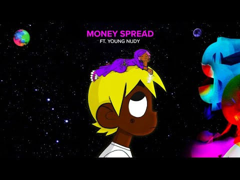 Lil Uzi Vert - Money Spread feat. Young Nudy [Official Audio] (Prod. Pi'erre Bourne)