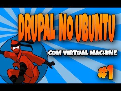 Instalacao do Ubuntu em uma Máquina Virtual #1