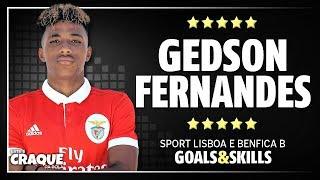 GEDSON FERNANDES ● SL Benfica B ● Goals & Skills