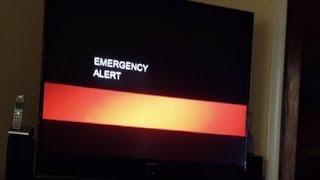 Video End of world prediction interrupts TV broadcasts in Orange County download MP3, 3GP, MP4, WEBM, AVI, FLV September 2017