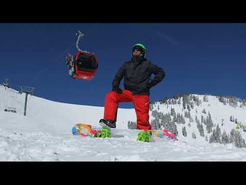 Cold Funk - G at Crystal Mountain