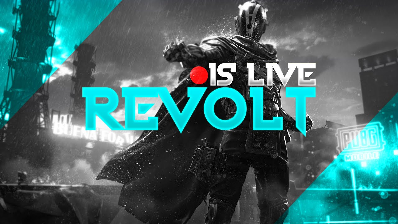 PUBG MOBILE Live With REVOLT|B4 ESPORTS|ROAD TO 500 SUBS