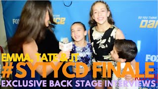 emma tate jt at so you think you can dance the next generation behindthescenes