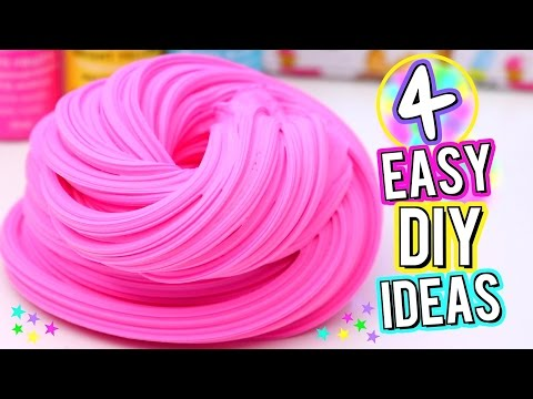 DIY Bubblegum Slime! 4 DIY Despicable Me Ideas YOU NEED TO TRY!