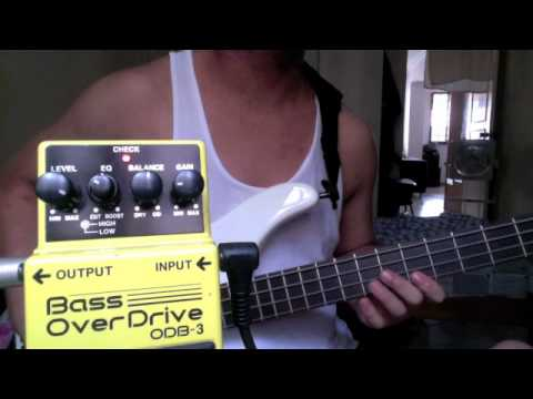 Boss Odb 3 : boss odb 3 bass overdrive demo with pick youtube ~ Hamham.info Haus und Dekorationen