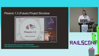 RailsConf 2017: Rails to Phoenix: How Elixir can level-you-up in Rails by Christian Koch