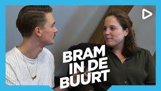 Kantoor terror - Bram In De Buurt | SLAM!