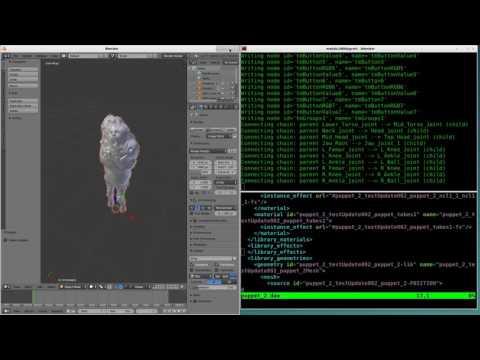 DAE Collada Error on Import Blender 3D Tech Tip