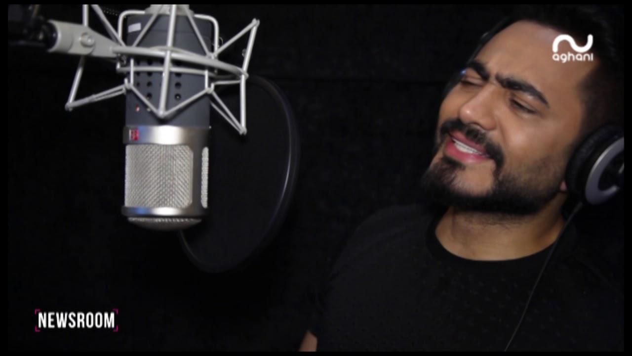 تامر حسني يدخل عالم الـ Animation من خلال Spiderman وأغاني أغاني ترافقه في الكواليس!