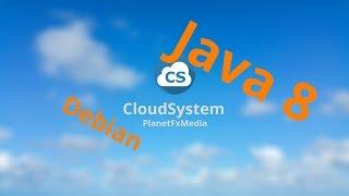 Installation von Java 8