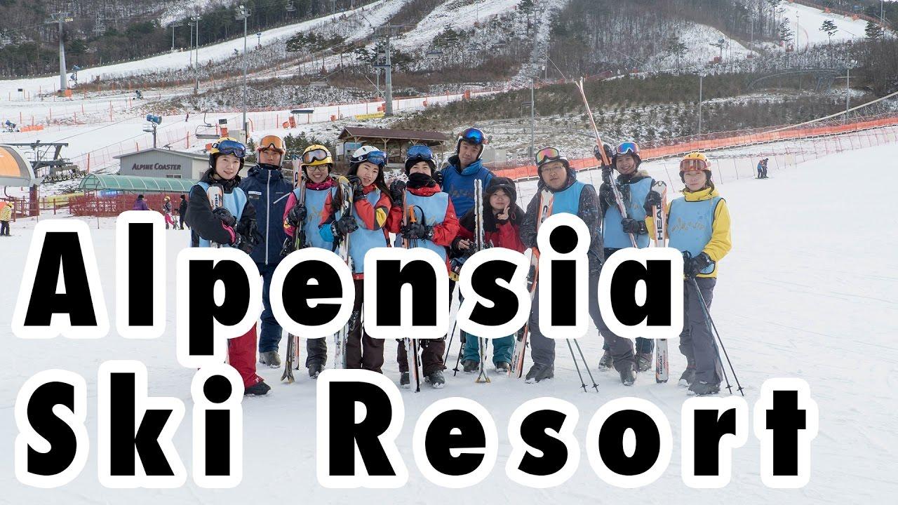 韓國江原道 Alpensia 滑雪度假村 | 堅抵玩滑雪團 | Ski Resort | Pyeongchang Winter Olympic 2018 | Klook Hong Kong - YouTube