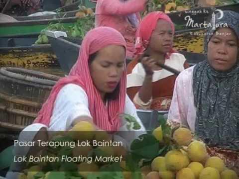 TOURISM OF BANJAR DISTRICT 2011, SOUTH KALIMANTAN