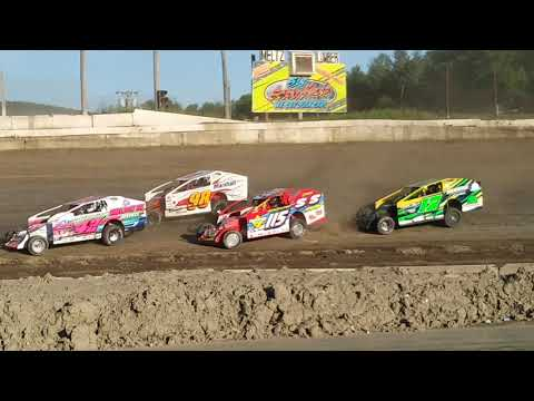 1st Big Block Modified Feature @ Lebanon Valley Speedway on 6/8/19