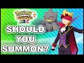 Gambar cover Should You Summon? Fall 2021 Morty & Mega Banette In-Depth Analysis!   Pokemon Masters EX