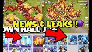 All New Level Troops Update News & Leaks ! Clash of Clans !