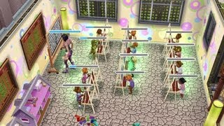 The Sims Freeplay - Design Build From The Ground Up - Pandora's Gifted Toddler Academy