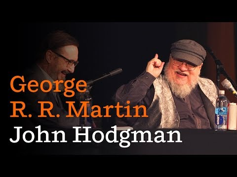 In conversation: George R. R. Martin with John Hodgman FULL EVENT Mp3