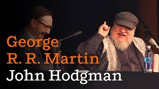 In conversation: George R. R. Martin with John Hodgman FULL EVENT