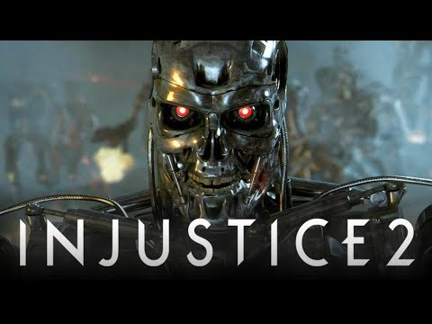 Injustice 2: The Terminator Inside of Fighter Pack 3 DLC? (Injustice 2: Fighter Pack 3 DLC)