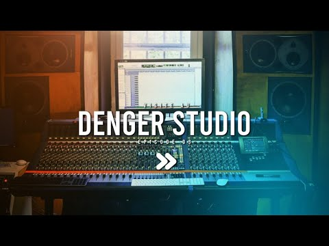 Visite au Denger Studio
