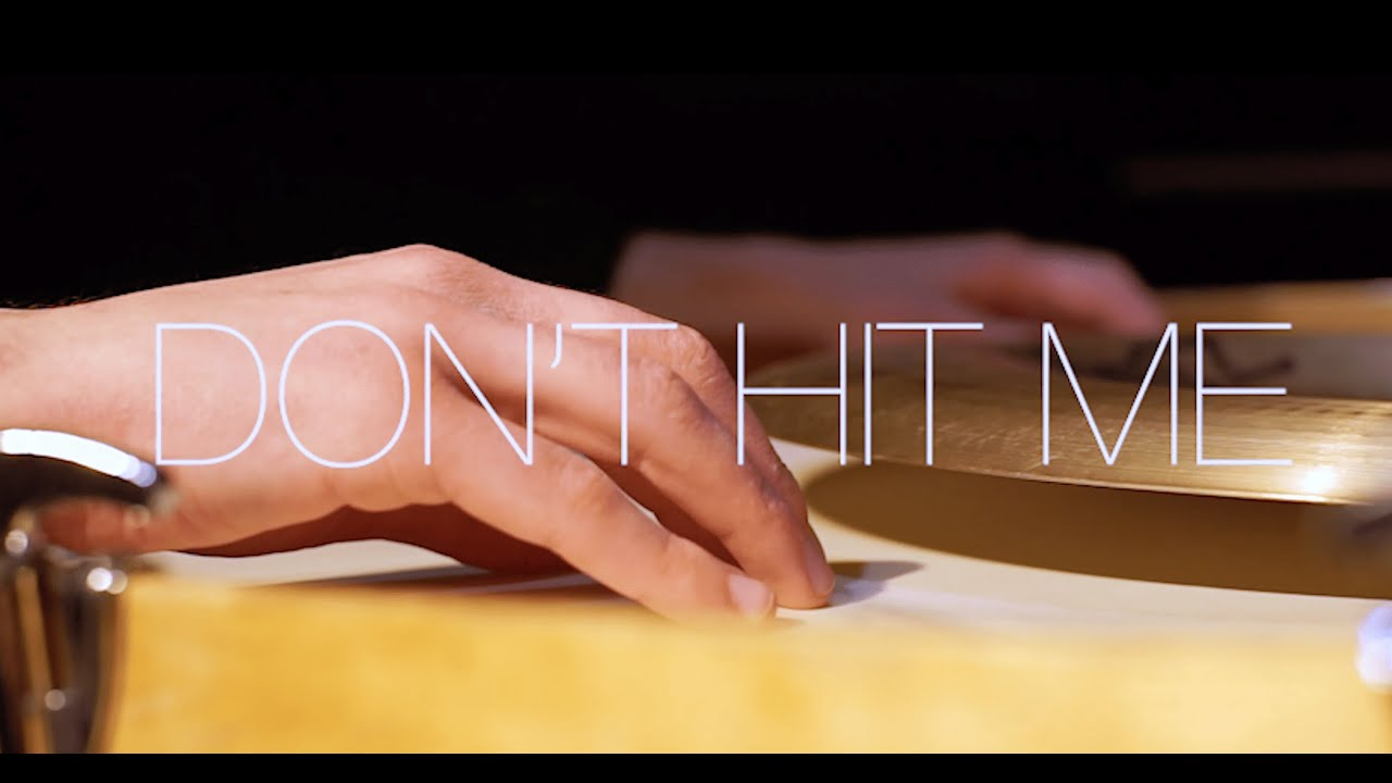 Sachie Kobayashi -《Don't Hit Me》 for 2 percussionists - extract