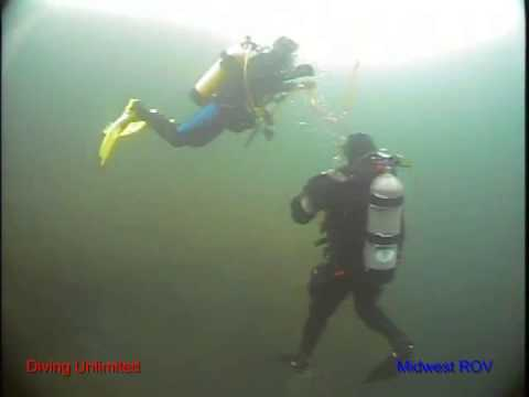 Hoofer SCUBA - Ice Dive Day 1