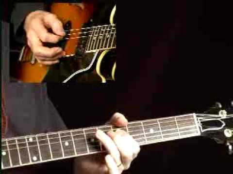Blues Guitar Lessons - Big Book of Blues - Vamp 3