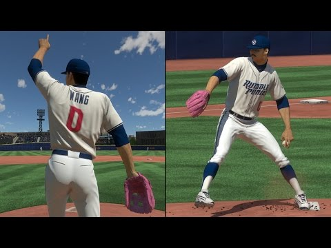 MLB The Show 17 - Road to the Show Pitcher #3 - The Wang Experience