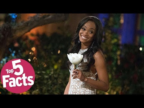 Top 5 Facts About the New Bachelorette Rachel Lindsay