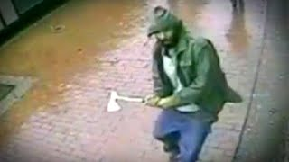 Hatchet-Wielding Man Attacks Cops, Was A Religious Loner [VIDEO]