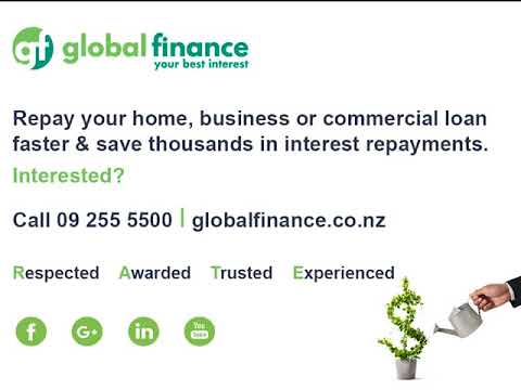 Global Financial Radio Advertisements
