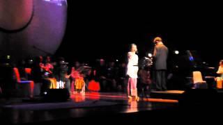 Ikke nurjanah ' Di Ambang sore ' konser 100thn ismail marzuki 2014