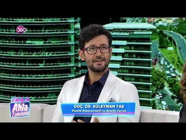 360TV | Akla Takılanlar | Doç. Dr. Süleyman TAŞ | 26.09.2019