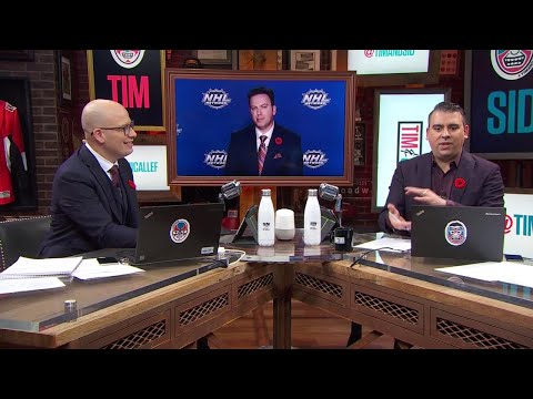 Friedman explains to Tim and Sid how three-team deal for Duchene worked out