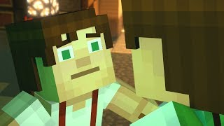 Minecraft: Story Mode - Two Jesses! - Season 2 - Episode 3 (13)