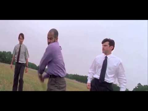 Office Space - Printer Scene (Clean Version)