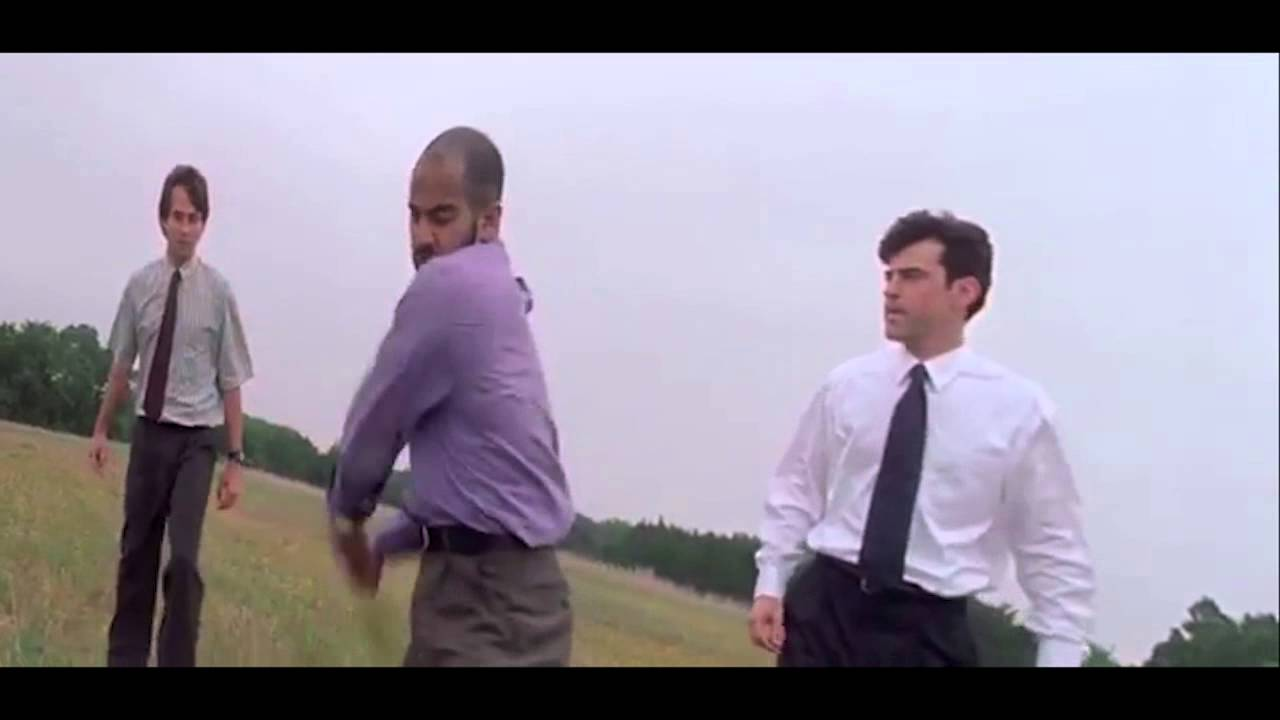 Office space printer scene clean version youtube for Office space pics