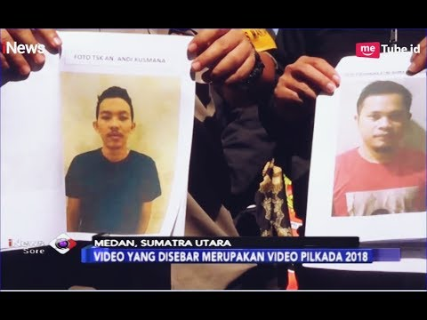 Video Hoaks Surat Suara Tercoblos 01 Di Medan Adalah Video Pilkada 2018 - INews Sore 23/03