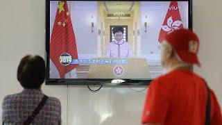 Гонконг: прерванное обращение